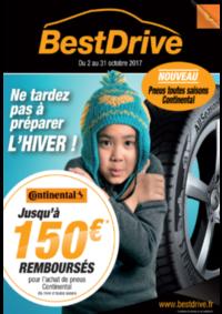 Prospectus BestDrive CLICHY : Ne tardez pas à préparer l'hiver !