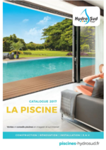 Catalogues et collections Hydrosud : Catalogue Piscine 2017