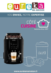 Catalogues et collections Eureka Ma Maison MAISONS LAFFITTE : Côté cuisine