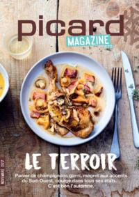 Journaux et magazines Picard PARIS : Le Terroir