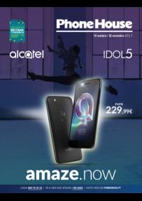 Folhetos The Phone House Almada Forum : Catálogo de Novembro