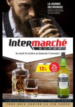 Prospectus Intermarché Super : La légende des whiskies