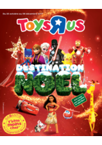 Catalogues et collections Toys R Us : Destination Noël
