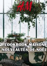 Catalogues et collections H&M : Lookbook Maison : Nouveautés de Noël