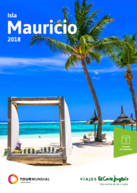 Catálogos y colecciones Viajes El Corte Inglés Alcorcón San José de Valderas : Isla Mauricio 2018