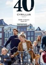 Catalogues et collections Cyrillus : Feuilletez le catalogue mode