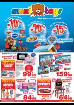 Prospectus Maxi Toys : Profitez des promotions
