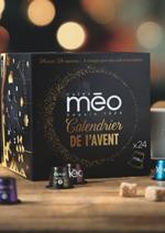 Catalogues et collections Méo : Noël avant l'heure !