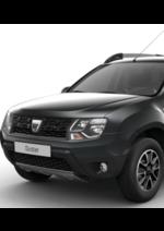 Bons Plans Dacia : Dacia Duster à partir de 5€ par jour