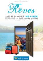 Catalogues et collections Prêt à partir : Laissez-vous inspirer