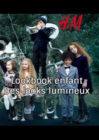 Catalogues et collections H&M Namur : Lookbook enfant Des looks lumineux