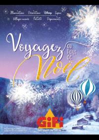Catalogues et collections Gifi DREUX : Voyagez au pays de Noël