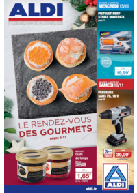 Prospectus Aldi Charenton-le-Pont : Le rendez-vous des gourmets