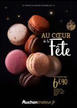Catalogues et collections Auchan : Au coeur de la Fête