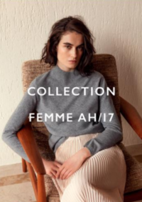 Catalogues et collections Montagut Paris Centre Commercial Oslo : Collection femme automne-hiver