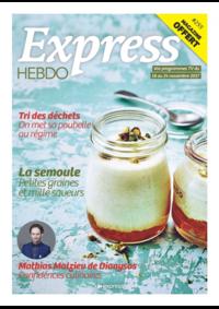 Journaux et magazines Carrefour Express PARIS &quot135 boulevard Voltaire&quot : Feuilletez le magazine Contact Hebdo