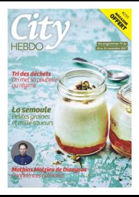 Journaux et magazines Carrefour city Courbevoie : Feuilletez le magazine Contact Hebdo