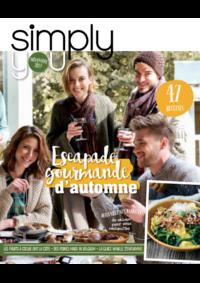 Journaux et magazines Carrefour Express HOEILAART : Magazine Novembre 2017