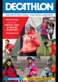 Folhetos DECATHLON Easy Alcobaça : Neste Natal partilhe todas as emoções do desporto