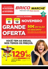 Folhetos Bricomarché Alcobaça : Especial Novembro