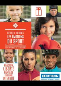 Catalogues et collections DECATHLON Cergy Pontoise : Offrez toutes les émotions du sport