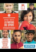 Catalogues et collections DECATHLON : Offrez toutes les émotions du sport