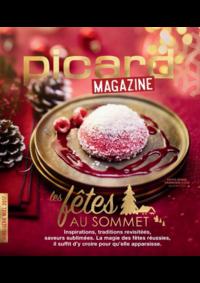 Journaux et magazines Picard PARIS : Picard Mag : Les fêtes au sommet
