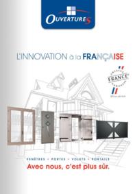 Catalogues et collections Fenêtres OuvertureS Baillet-en-France : Feuilletez le nouveau catalogue OuvertureS