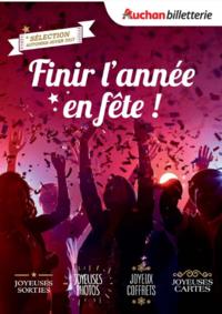 Prospectus Les Halles d'Auchan Chelles : Finir l'année en fête !