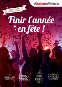 Prospectus Auchan Val d'Europe Marne-la-Vallée : Finir l'année en fête !