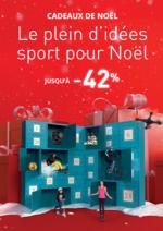 Catalogues et collections Intersport : Plein d'idées sport pour Noël