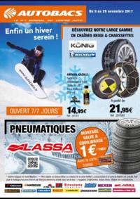 Prospectus autobacs Aubergenville : Enfin un hiver serein !