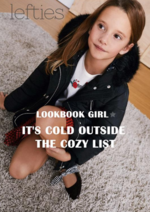 Catálogos e Coleções Lefties : Lookbook Girl - It's cold outside - The Cozy list