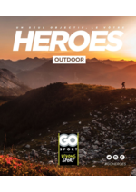 Guides et conseils Go Sport : Guide Go Sport Heroes Outdoor