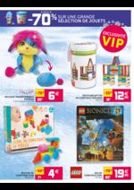 Prospectus Gifi : Jusqu'à -70% sur une grande sélection de jouets