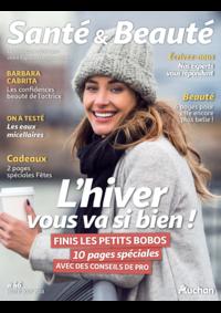 Journaux et magazines Auchan LA SEYNE S/MER : L'hiver vous va si bien !
