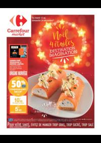 Prospectus Market BOURG LA REINE : Noël 4 étoiles