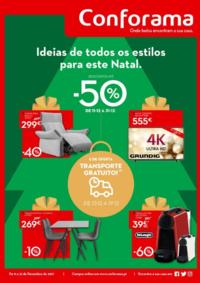 Folhetos Conforama Amadora - Alfragide : Idéias de todos os estilos para este Natal