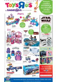 Folhetos Toys R Us Alcabideche CascaiShopping : Procura a melhor poupança nos círculos verdes do interior