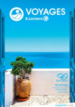 Catalogues et collections  : Feuilletez la brochure printemps été 2018