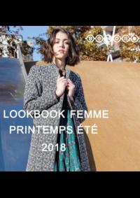 Catalogues et collections Bonobo FRESNES : Lookbook femme printemps 2018 III