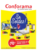 Promos et remises Conforama : So soldes!