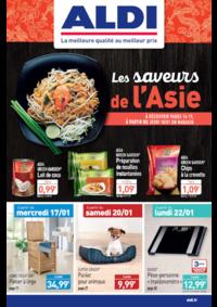 Prospectus Aldi Asnières-sur-Seine : Les saveurs de l'Asie