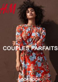 Catalogues et collections H&M Anderlecht : Lookbook femme Couples parfaits
