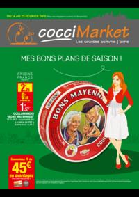 Prospectus CocciMarket IVRY SUR SEINE : Mes bons plans de saison!