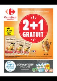 Prospectus Market BOURG LA REINE : Mon quotidien 100% lacté!
