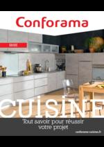 Promos et remises  : Conforama guide cuisine