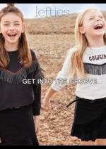 Catálogos e Coleções Lefties : Lookbook menina Get into the groove