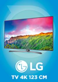Promos et remises Pulsat : -150€ d'économie sur la TV LG 4K 123 cm