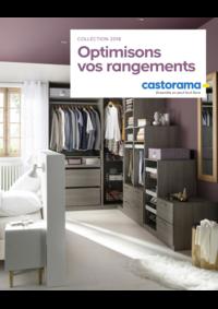 Catalogues et collections Castorama BALLAINVILLIERS : Optimisons vos rangements